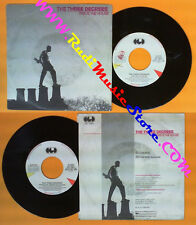 LP 45 7'' THE THREE DEGREES This is the house 1986 italy CGD 10671 no cd mc dvd