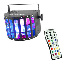 Chauvet Kinta FX 3-in-1 LED Multi-effects Fixture w/Chauvet IRC Remote New
