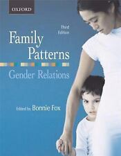 Family Patterns, Gender Relations-ExLibrary