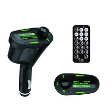 Wireless FM Transmitter Modulator USB SD Remote Control Car Kit MP3 Player Radio