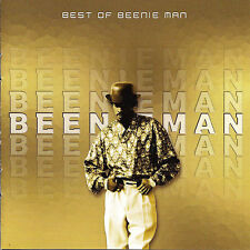"BEENIE MAN ""Best Of Beenie Man"" CD VP 2000"