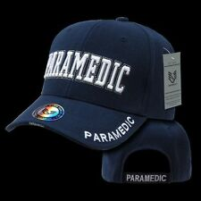 Paramedic Emergency Rescue Worker EMS EMT Baseball Cap Rapdom Hat Ball Caps JW