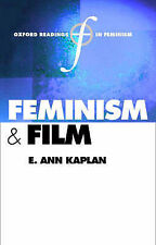 Feminism and Film by Oxford University Press (Paperback, 2000)
