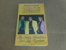 THE ISLEY BROTHERS LET'S LAY TOGETHER FACTORY SEALED CASSETTE SINGLE