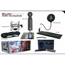 Studio Projects CS1000 Recording Bundle CS1 Pop Filter OFC Cable Bundle OPEN BOX