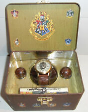 LIMITED ED 1/1000 Harry Potter Quidditch Wrist Watch Hogwarts Tin Box NEW HC0095