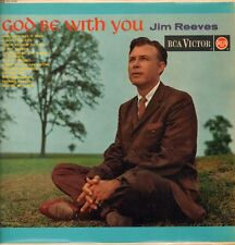 Jim Reeves(Vinyl LP)God Be With You-RCA-RD 7636-UK-1959-VG/VG