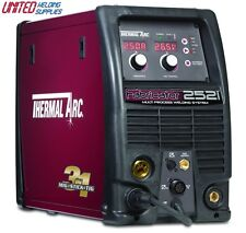 Thermal Arc Fabricator 252i 230V single phase300amp Mig,Mma,Tig W1004408