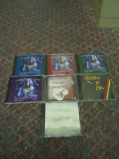 7 Religous Cds Washed in the World, Children of Zion, Dawn is Near  JK