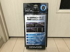 KENWOOD CMOS-320 Multi Angle Rear View Camera Water&Dust Proof JAPAN New F/S