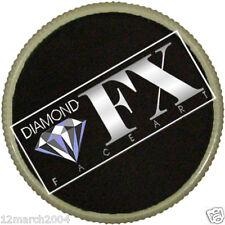 32g Diamond FX (DFX) Professional Face Paint ~ Essential Colours