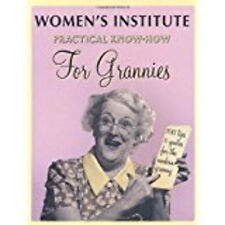 WI Practical Know-Hows for Grannies, New, Sheila Purcell Book