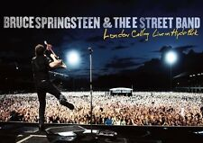 Bruce Springsteen London Calling Hyde Park POSTER