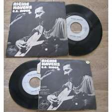 RICHIE HAVENS-C.C.Rider French PS 7' Douglas Records Psych Folk 1968 W/Languette