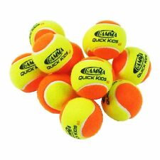 Gamma Quick Kids Tennis Balls - For 60 Foot Court (12 Pack) , New, Free Shipping