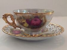 Vintage Royal Sealy China Opalescent Tea Cup Japan