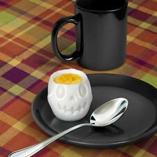 EGG-A-MATIC Skull Boiled Egg Mold By Fred and Friends