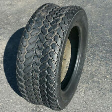 190/50-12 Deestone D271 Riding Lawn Mower Garden Tractor Turf TIRE 4ply T-Less