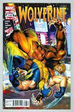 Wolverine #303 May 2012 FN Sabretooth