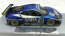 1/43 Gasoline Ferrari F430 gt italia 2006 play team