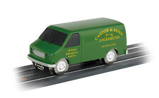 Bachmann Williams E-Z Street O Castor & Sons Locksmiths Van Car 42723 NEW