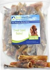 Barkworthies Bully Bites in Bag for Pets  1-Pound