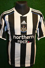 NEWCASTLE ADIDAS 2009-10 HOME FOOTBALL SHIRT (yL) JERSEY TOP TRIKOT CAMISETA