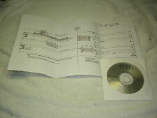 WWII STEN MK I II III V RECEIVER TUBE TEMPLATE ID PARTS LIST PLANS & MORE CD