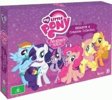 MY LITTLE PONY : SEASON 4 deluxe box set  - DVD - UK Compatible - New & sealed