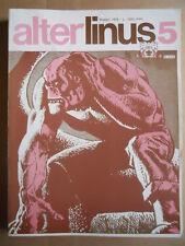 ALTER LINUS n°5 1976 Blanche Epiphanie di Lob - Pichard  [G417]