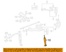 GM OEM Front Suspension-Shock Absorber 19209331