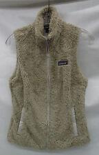 Patagonia Womens Los Gatos Fleece Vest 25216 El Cap Khaki Size Small