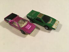 Matchbox Lot of 2 Alfa Romeo Carabo Concept Cars Diecast Used Condition 1:64