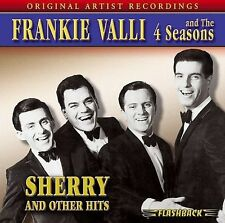 Sherry and Other Hits by The Four Seasons (CD, Sep-2007, Flashback - Rhino)