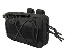 TACTICAL Utility Molle EDC Pouch Hunting Tool Magazine Utility Bag Hiking Black