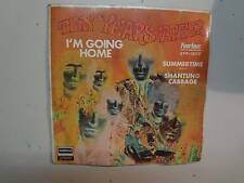 """TEN YEARS AFTER:I'm Going Home-Summertime+1-Mexico 7"""" 71 London 1377 EP Live PCV"""