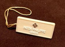 PATEK PHILIPPE Hangtag Collectible Tag