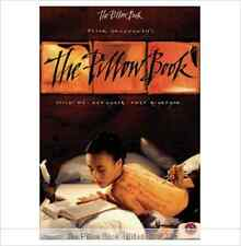 THE PILLOW BOOK (Peter Greenaway)  -   DVD - PAL Region 2 - New