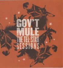 GOV'T MULE The Tel-Star Sessions | CD Neuware sealed Digi