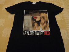 Taylor Swift Red Tour 2013 T Shirt Small