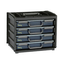 Equipped Raaco Handy Box with 390 Assorted Hose Clamps and Pincer Tool.