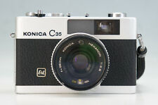 Konica Camera C35 HEXANON 1:2.8 F=38mm 490f25