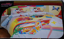 Reilly Tiger Urban Art Single Bed 100% Cotton Quilt Cover Set New *Clearance*