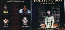 WHIPPING BOY - Subcreature 1981 the xxxxed years 1983 - Grand Theft Audio 1996