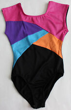 NWT Jacques Moret Leotard Dance Ballet Girl's S 6 7 Dillards $24 Gymnastics FREE