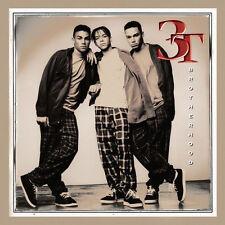 "3T (MICHAEL JACKSON) ""Brotherhood"" 1995 12Trk CD ""Why(Feat.MJ),INeedYou,TeaseMe"""