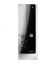 HP Pavilion Slimline 400-224 Desktop AMD A4-5000 1.5GHz 6GB 1TB Windows 10 Pro