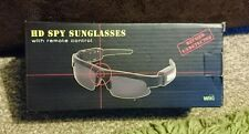 Wiki Gadgets HD Spy Sunglasses with remote control