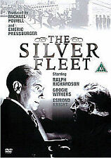 RALPH RICHARDSON GOOGIE WITHERS Silver Fleet (DVD, 2010) NEW Sealed R2