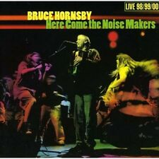 CD Bruce Hornsby- here come the noise makers 078636930824